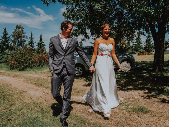El casamiento de Magui y Nacho