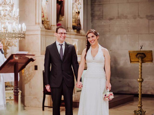 El casamiento de Valeria y Mauro