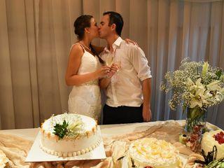 El casamiento de Karina y Domingo