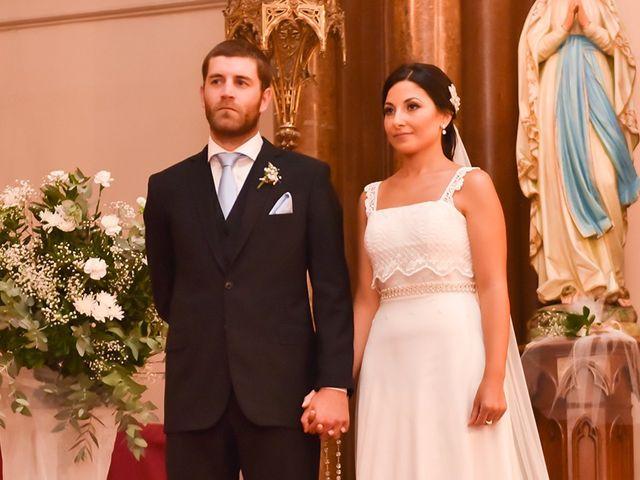 El casamiento de Patricia y Felipe