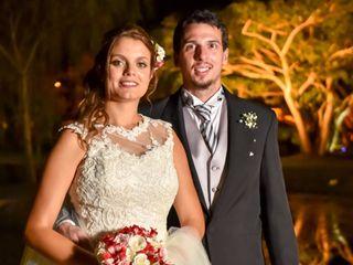 El casamiento de Stephanie y Rodrigo