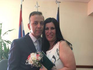 El casamiento de Valeria y Fernando