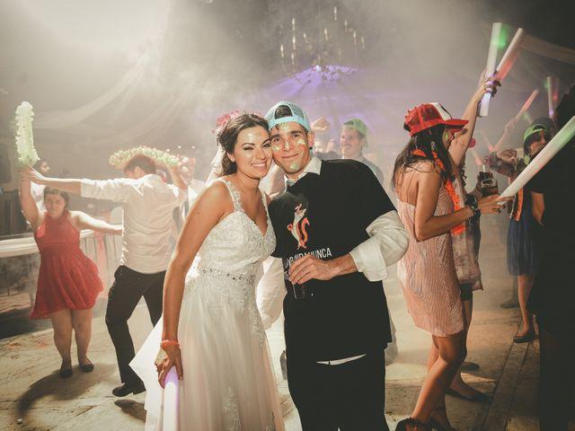 El casamiento de Lucía y Juan