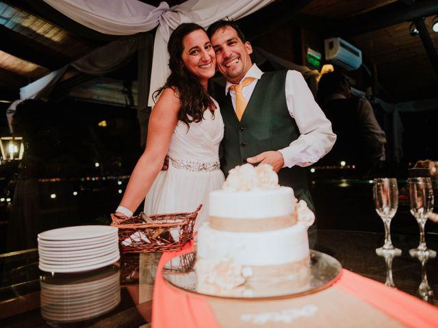 El casamiento de Maria y Claudio