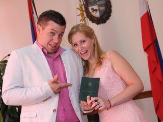 El casamiento de Marilyn y Leo 1