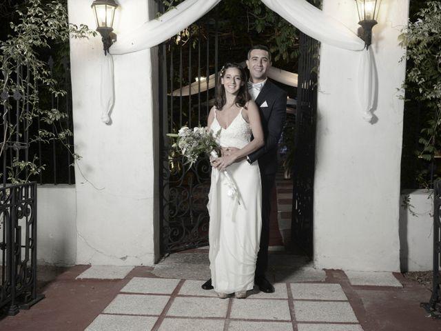 El casamiento de Johana y Pablo