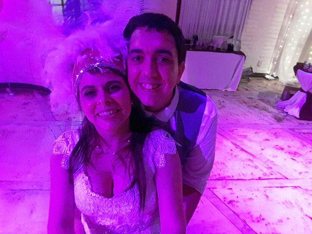 El casamiento de Jennifer  y Alexis