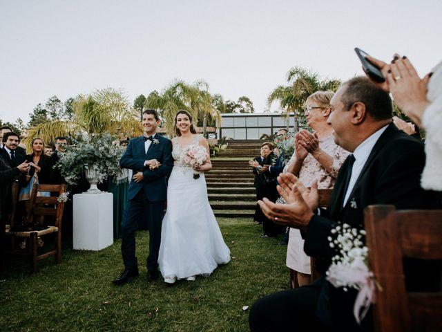 El casamiento de Romina y Rodrigo