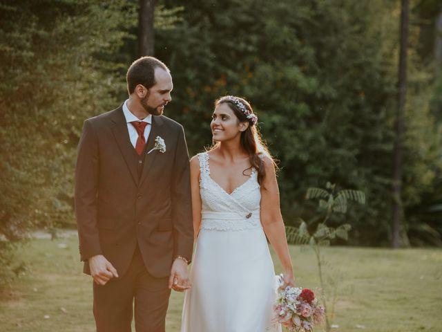 El casamiento de Lucía y Nicolás