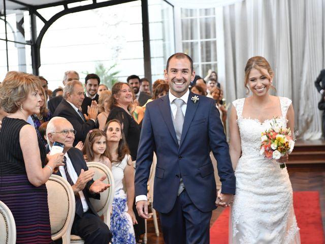 El casamiento de Annick y Juan