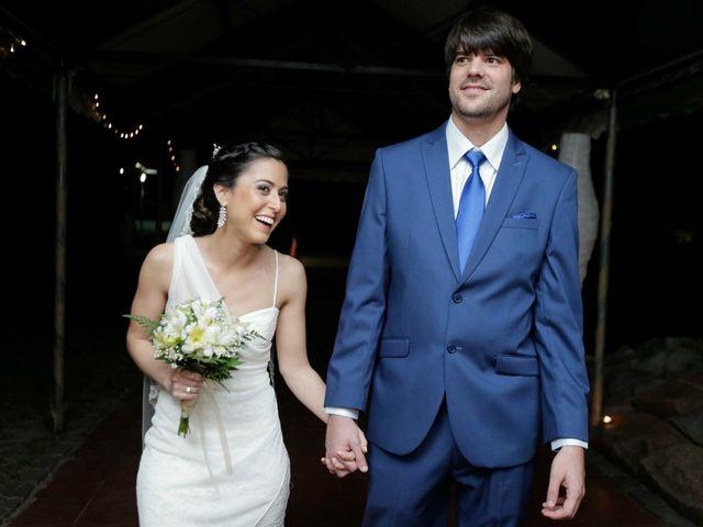El casamiento de Caro y Seba