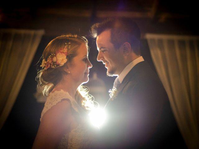 El casamiento de Mariana y Luis