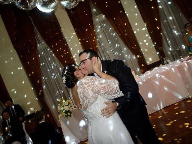 El casamiento de Cecilia y Alvaro