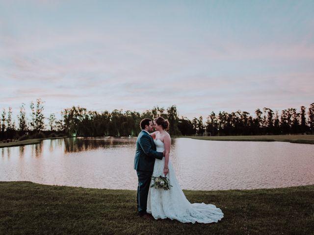 El casamiento de Layne y Pablo