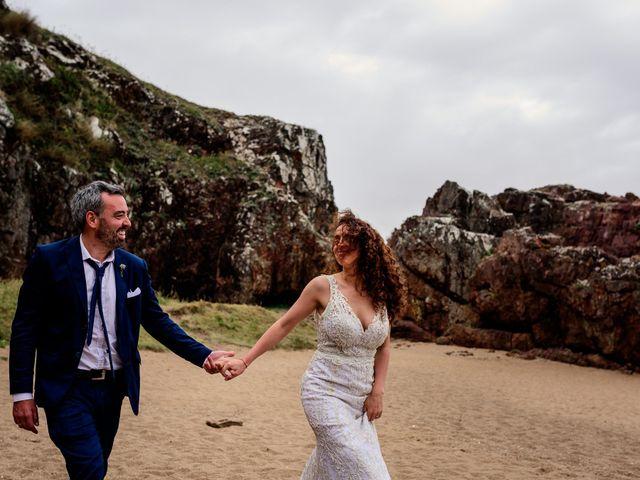 El casamiento de Mariana y Sebastián