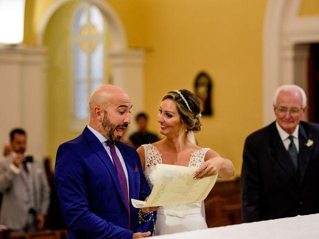 El casamiento de Silvina y Martín