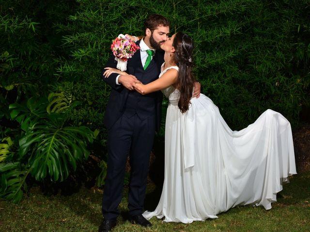 El casamiento de Lucia y Andrés