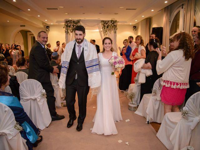 El casamiento de Eli y Seba