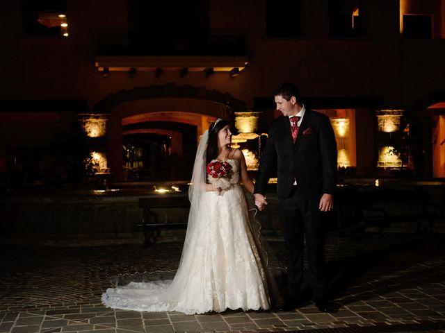 El casamiento de Gianinna y Diego