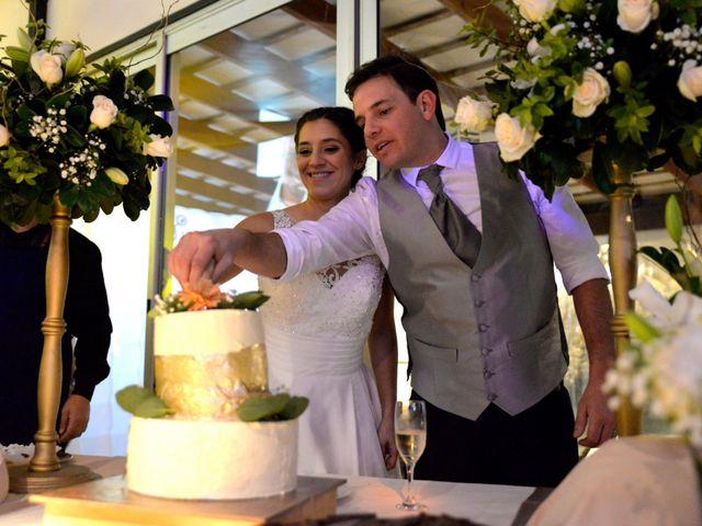 El casamiento de Fiorella y Diego