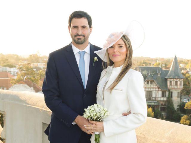 El casamiento de Giannina y Pio