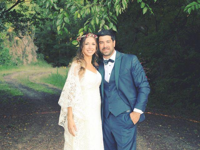 El casamiento de Constanza y Sebastian