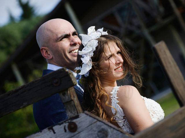El casamiento de Romina y Guzmán