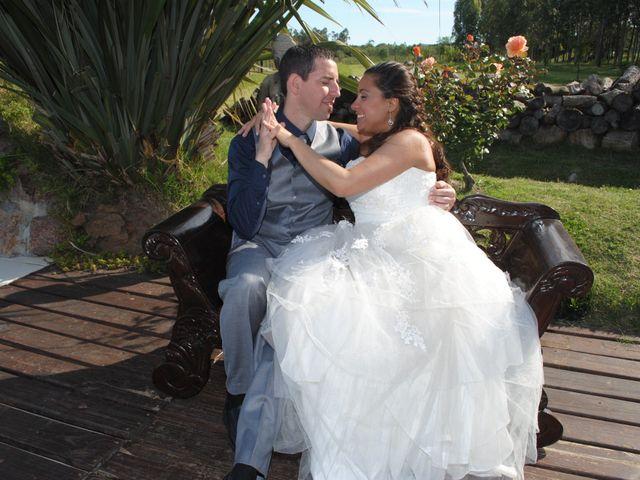 El casamiento de Daniela y Darío