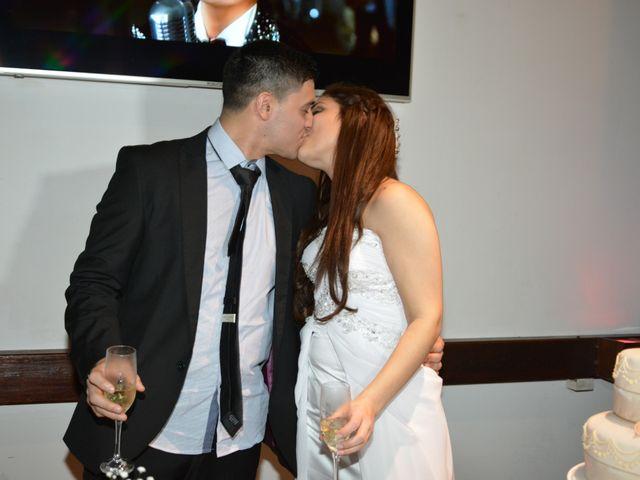 El casamiento de Antonella y Piero