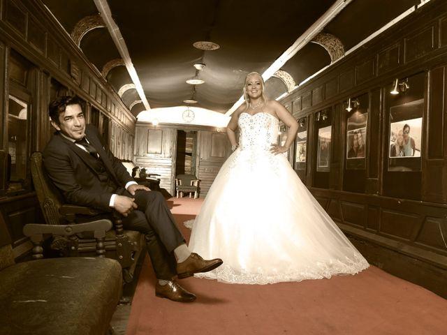 El casamiento de Valeria y Martín