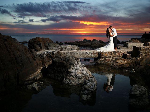 El casamiento de María José y Pablo