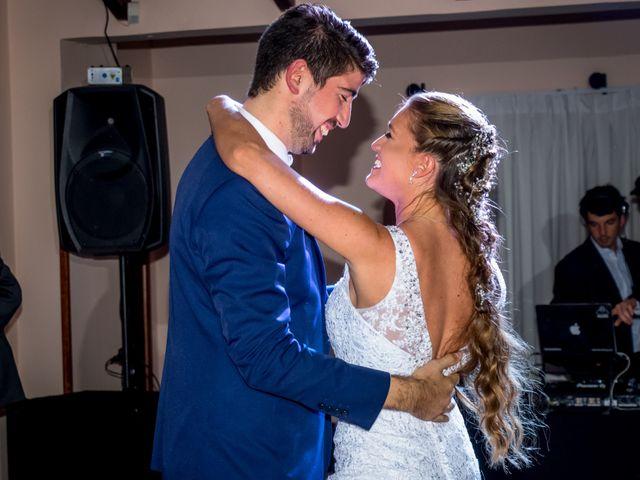 El casamiento de Nati y Mauri