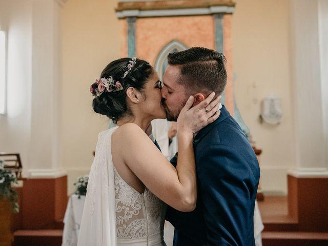El casamiento de Isa y Agus