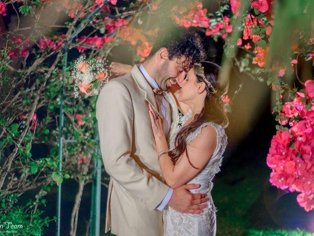 El casamiento de Daiana y Yamandú