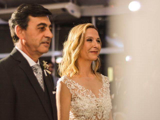 El casamiento de Claudia y Julio