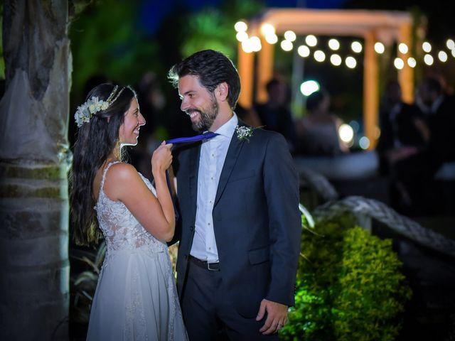 El casamiento de Yesica y Gustavo