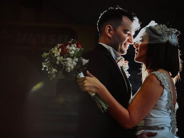 El casamiento de Fernanda y Rafael