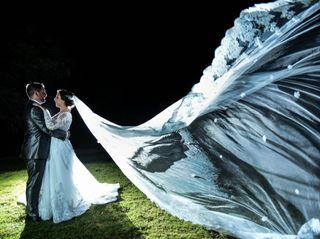 El casamiento de Karine y Nicolas