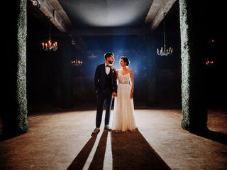 El casamiento de Dahiana y Agustín