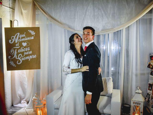El casamiento de Luisina y Jose