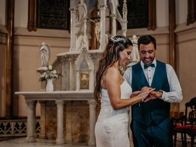 El casamiento de Natalia y Walter