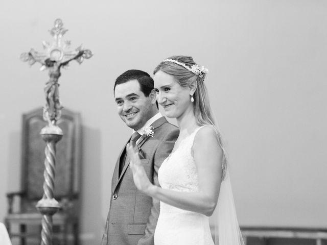 El casamiento de Josefina y Marcio