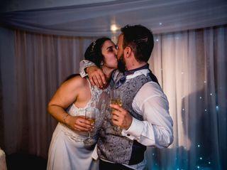El casamiento de Diana y Nico 3