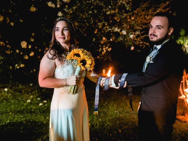 El casamiento de Diana y Nico