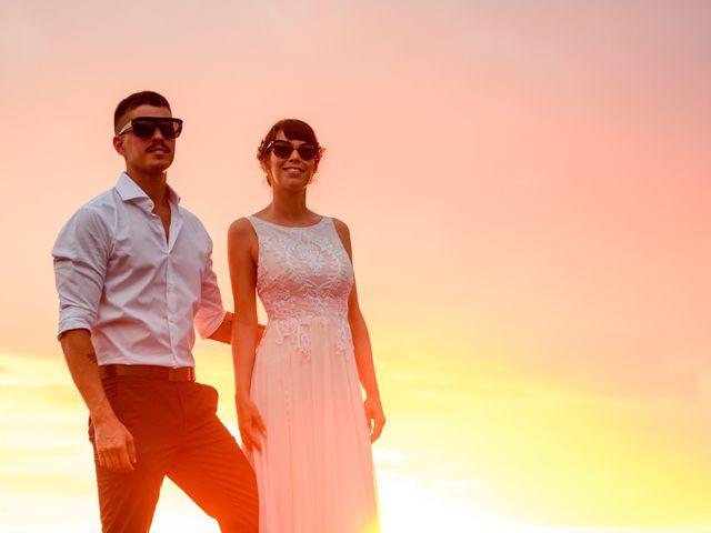 El casamiento de Guadalupe y Lucas
