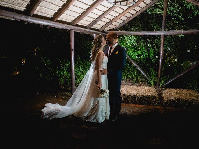 El casamiento de Jessica y Diego