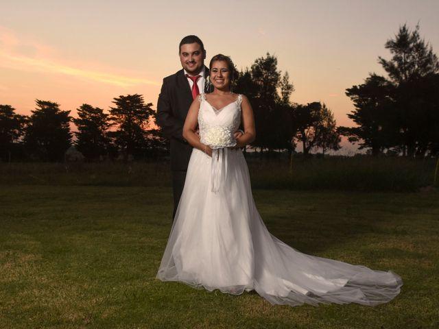 El casamiento de Margarita y Gonzalo