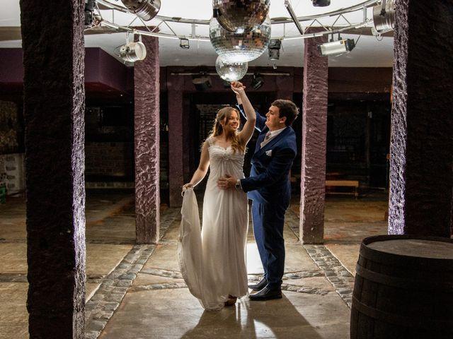 El casamiento de Tatiana y Alvaro