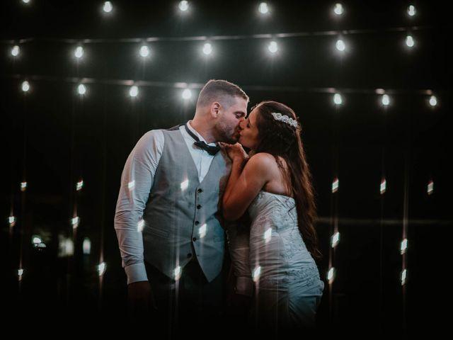 El casamiento de Antonella y Alejandro