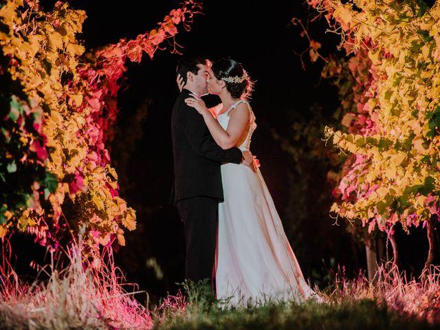 El casamiento de Jimena y Enzo